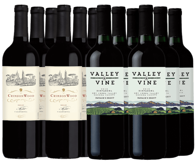 California Classics 12-bottle All Red