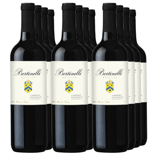 Bertinelli Choice of Case Cabernet Sauvignon