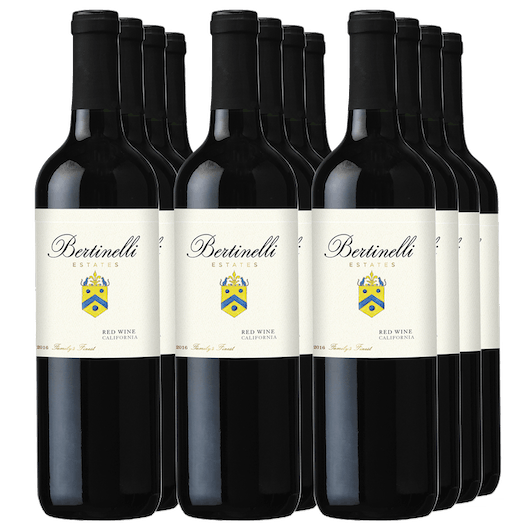 Bertinelli Choice of Case Red Blend