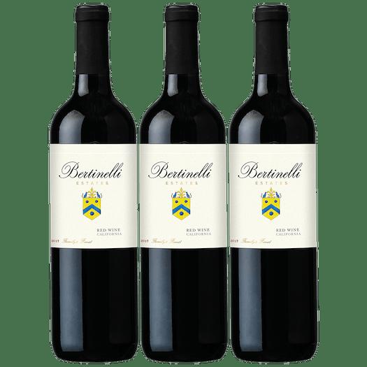 VWE Bertinelli Spring 3-Bottle Red Blend