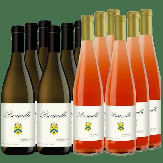 VWE Bertinelli Spring 12-Bottle All White