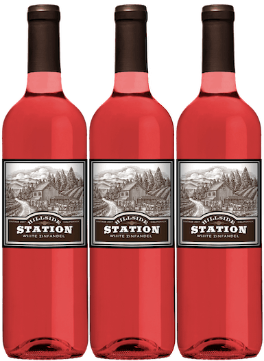 Winemaker Favorites 3-bottle White Zinfandel