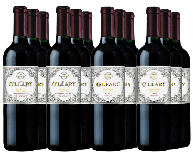 Best Of O'Leary Red 12-btl