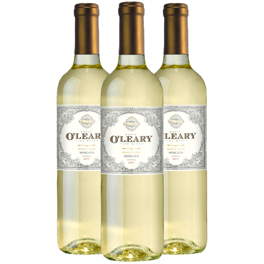 Best Of O'Leary Moscato 3-btl