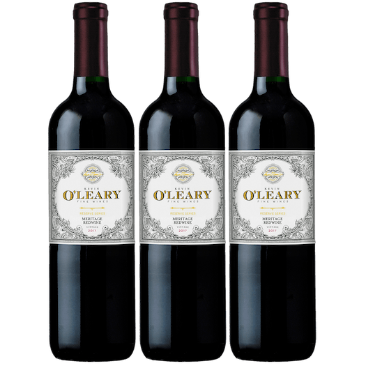 O'Leary Holiday Selections 3-bottle Meritage Red Blend