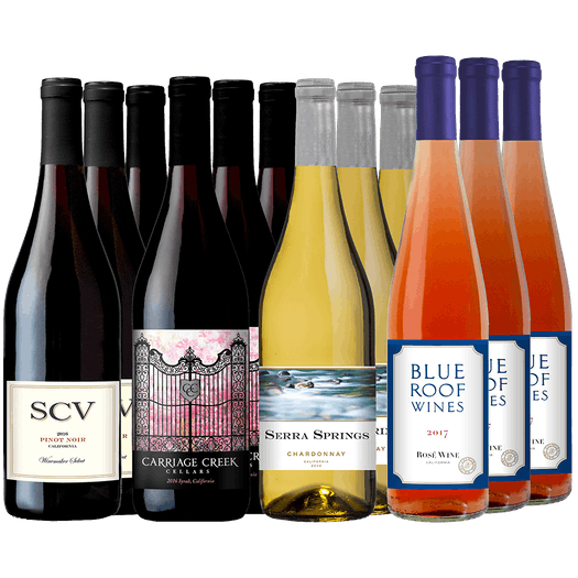 VWE Best of California 2018 Mixed