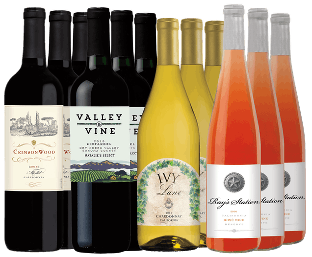 California Classics 12-bottle Variety
