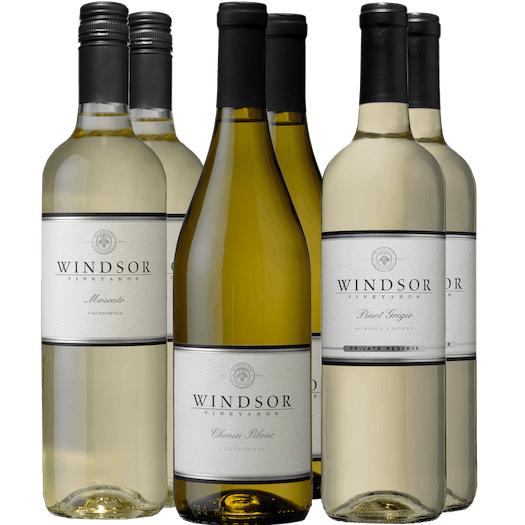 Windsor ABC (Anything But Chardonnay) 6-Bottle Collection
