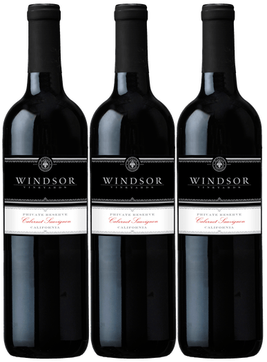 Winemaker Favorites 3-bottle Cabernet Sauvignon