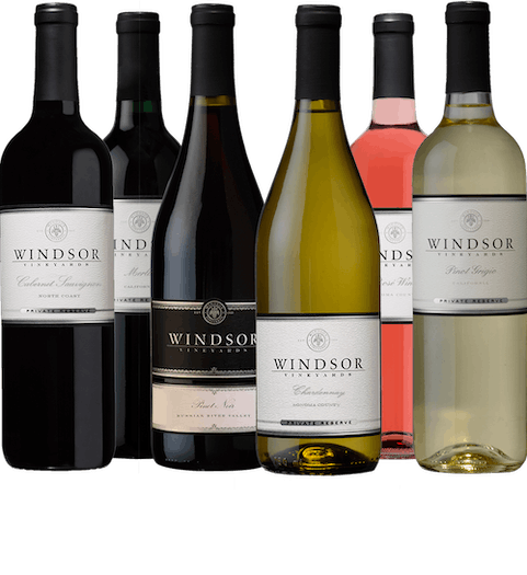 Windsor Celebrate the Moment 12-Bottle Collection