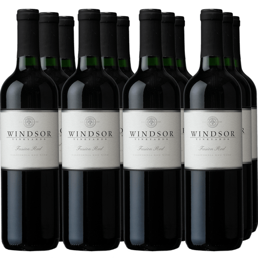 Windsor Vineyards Fusion Red Case Special