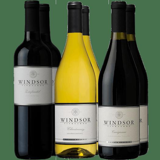 Windsor Connoisseur 6-Bottle Collection