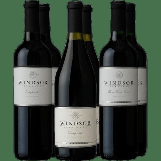 Windsor Distinctive Reds 6-Bottle Collection
