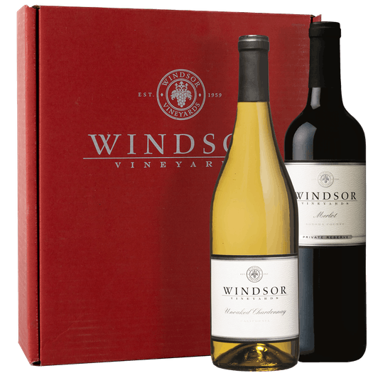 Winemaker's Choice Mixed 2-Bottle Gift Set - Red Box