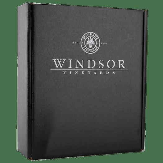 Windsor Vineyards Black Gift Box