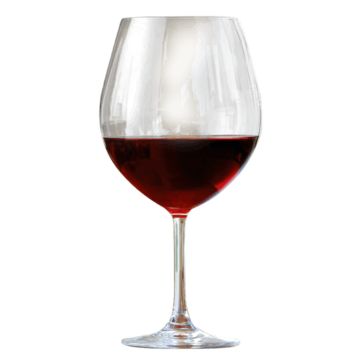 Burgundy Glass – Set of 6