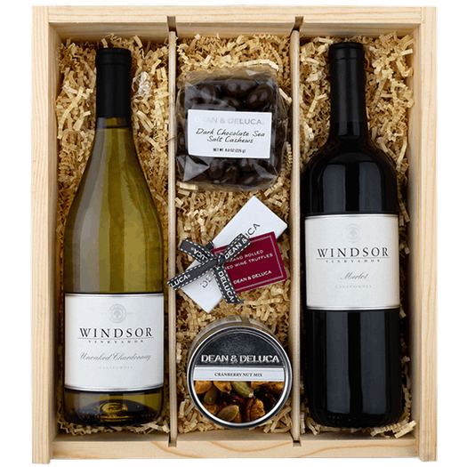 Windsor Vineyards Trio of Treats Gift Set