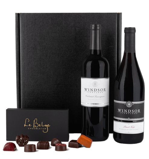 Le Belge Truffles Holiday Collection