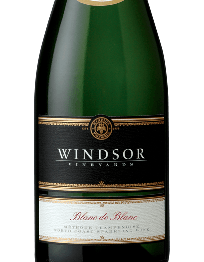 Windsor Blanc de Blanc, North Coast, Platinum Series, 750ml