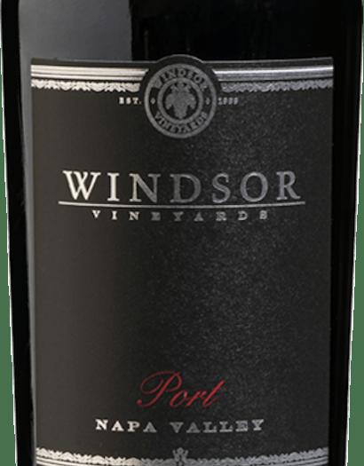 Windsor Rare California Port, Private Reserve, 500ml