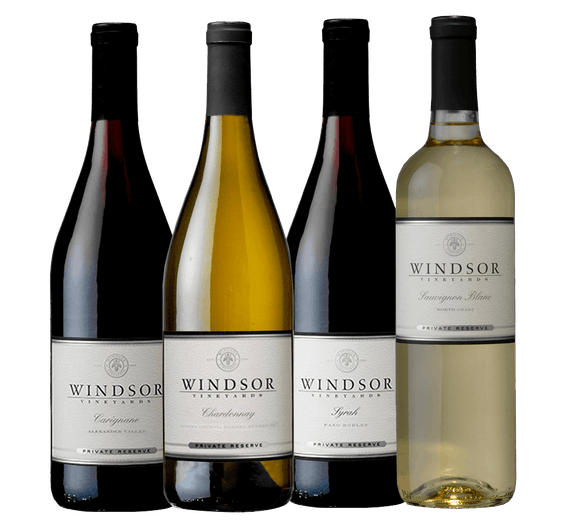 Windsor Private Reserve Mixed 12-Bottle Collection