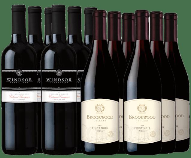 Winemaker Favorites 12-bottle All Red