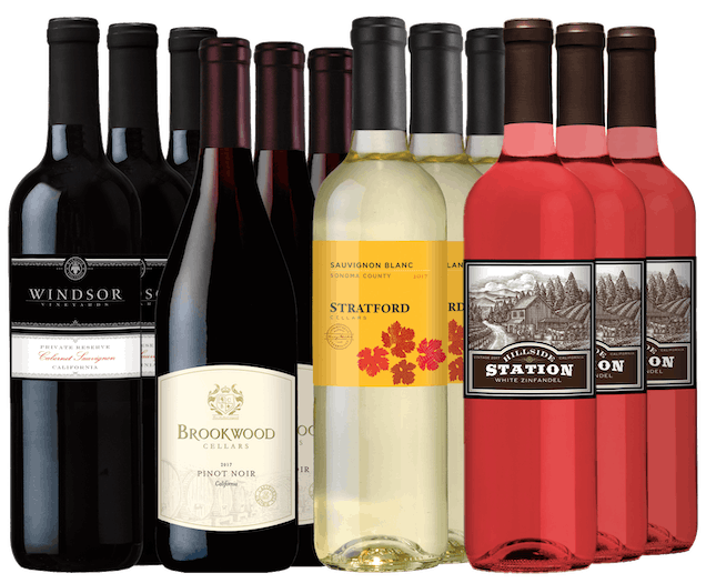 Winemaker Favorites 12-bottle Variety