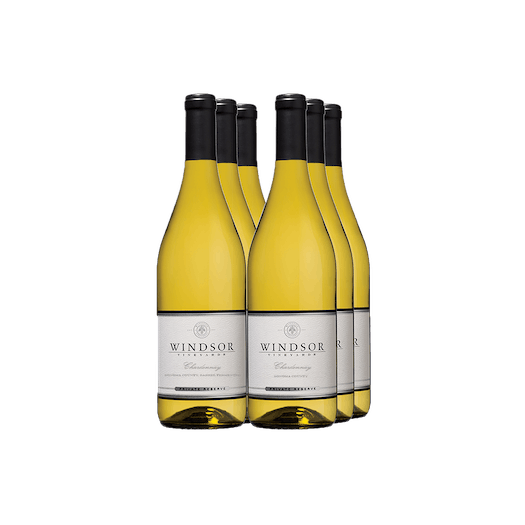 Windsor Golden Chardonnays 6-Bottle Collection