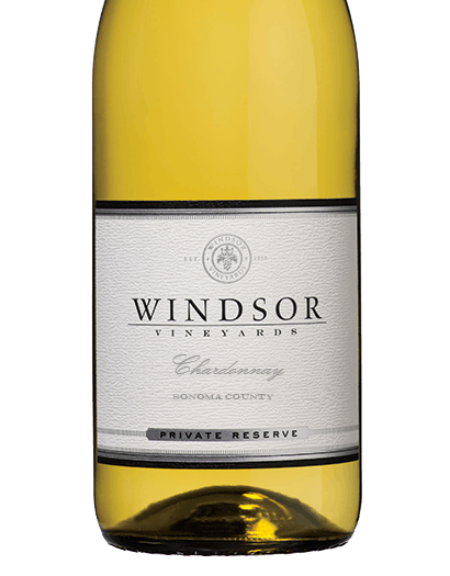 2017 Windsor Chardonnay, Sonoma County, Private Reserve, 750ml