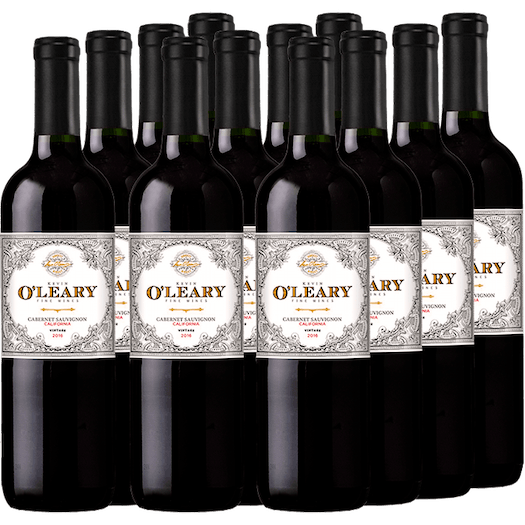 O'Leary 2016 California Cabernet Sauvignon 12-pack