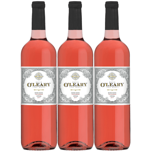 OLeary 2017 California Rose 3-pack