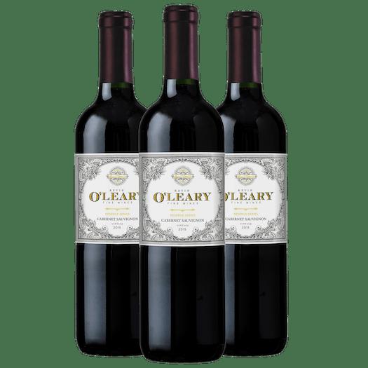 O'Leary Wonderful Wines 3-Bottle Set Cabernet Sauvignon