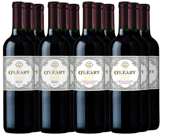 M58365-849 O'Leary Spring Reserve 12-btl All Red