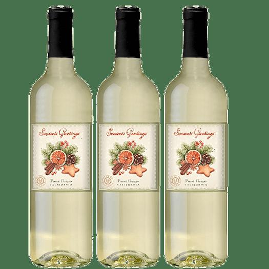 VWE Holiday 3-Bottle Set Pinot Grigio