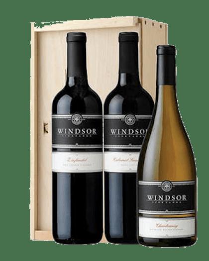 Windsor Platinum Trio 3-Bottle Gift Set