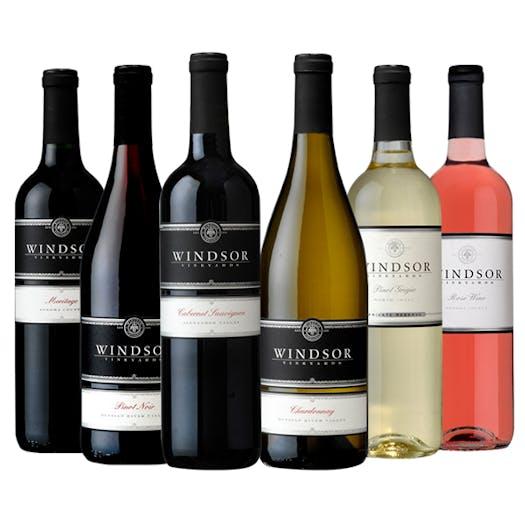 Windsor Instant Cellar 12-Bottle Collection