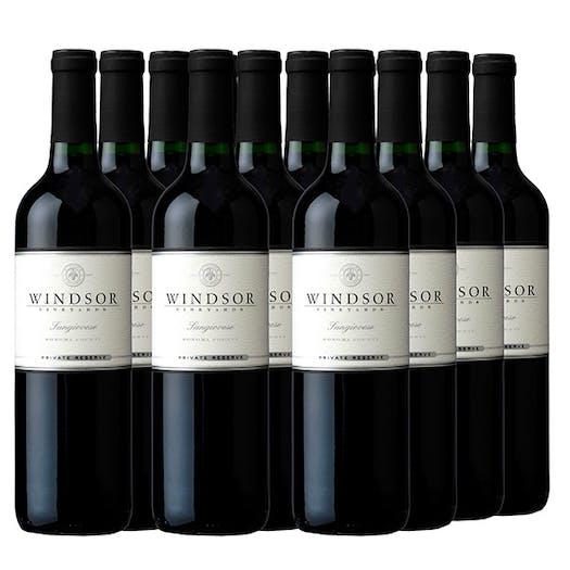 2015 Windsor Sangiovese, Sonoma County - Case Special