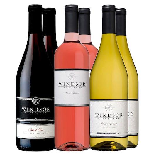 Windsor Brunch Essentials 6-Bottle Collection