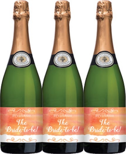 Celebrate the Bride-to-Be 3-Bottle Collection