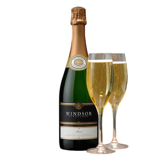 Windsor Redfin 1 Brut and Flutes Gift Set