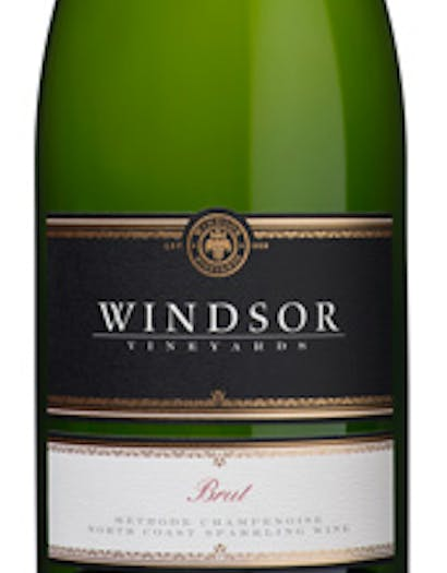 Windsor Redfin 3 Brut, Sonoma County, Platinum Series, 750ml