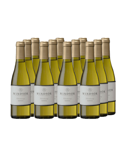 2016 Windsor Chardonnay, California, 375ml
