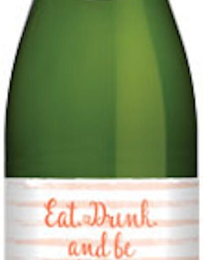Eat, Drink & Be Married Brut Sparkling