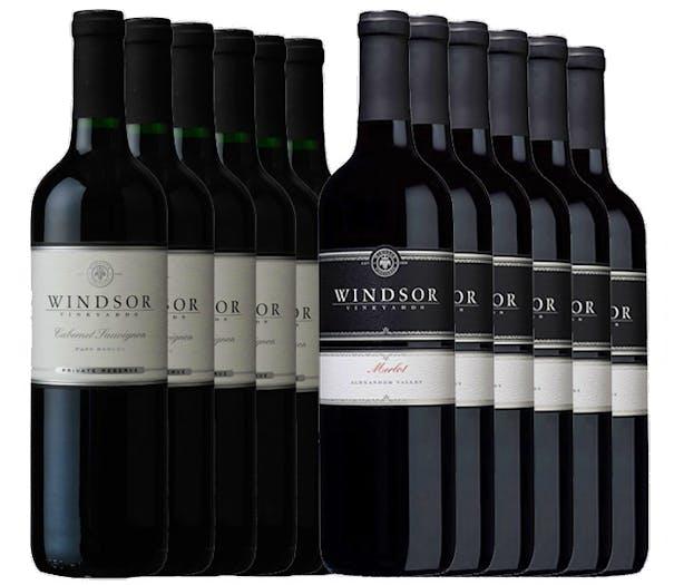 Windsor Gold Medal Winner 12-Bottle Collection