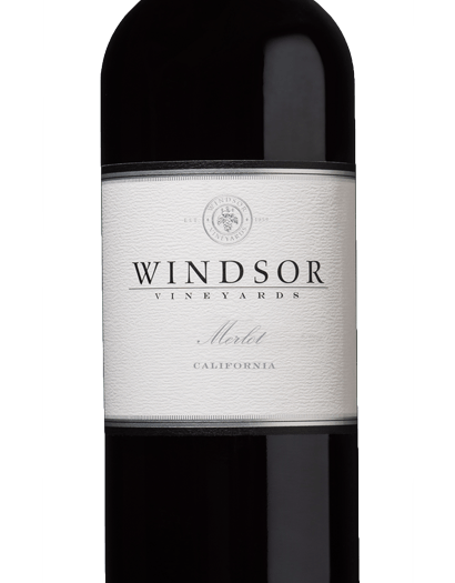 2016 Windsor Merlot, California, 750ml