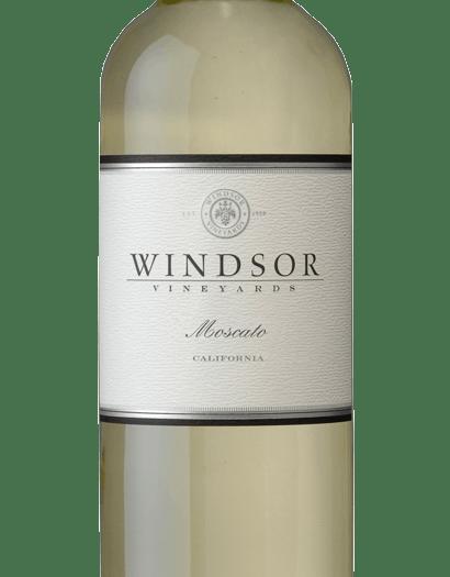 2017 Windsor Moscato, California, 750ml