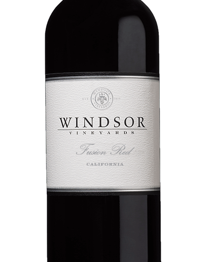 2015 Windsor Fusion Red Wine, California, 750ml