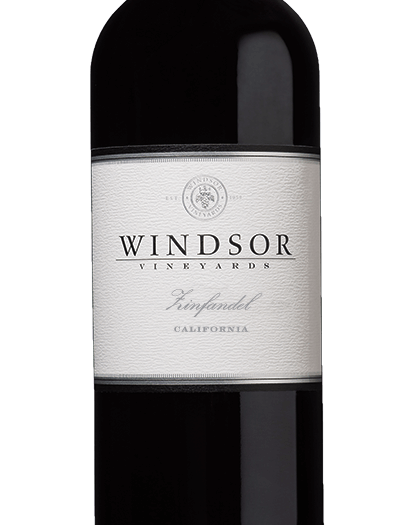 2016 Windsor Vineyards Zinfandel, California, 750ml