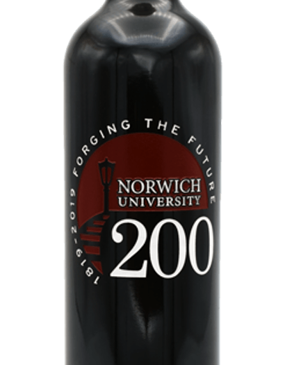 2016 Norwich University Cabernet Sauvignon, California, 750ml (Etched)