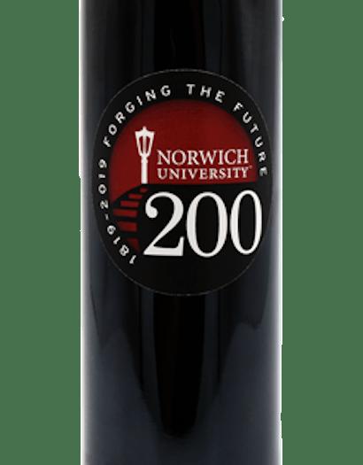 2016 Norwich University Cabernet Sauvignon, California, 750ml